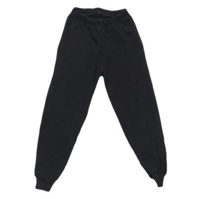 Παντελόνι φόρμας ανοιξιάτικο μαύρο