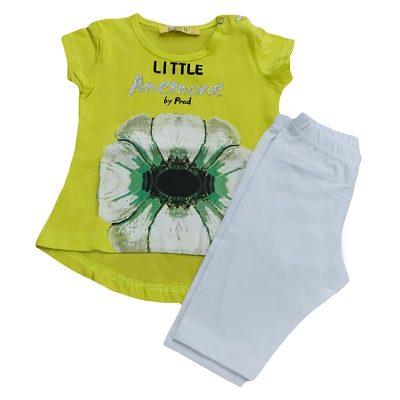 Μπλουζοφόρεμα little anemone
