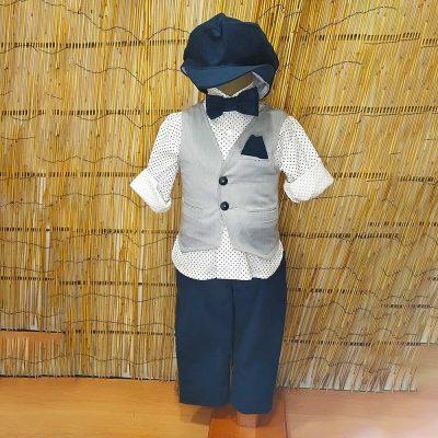 Βαπτιστικό κοστούμι Makis Tselios 44