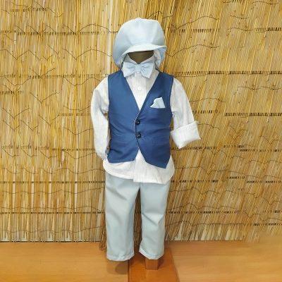 Βαπτιστικό κοστούμι Makis Tselios 45