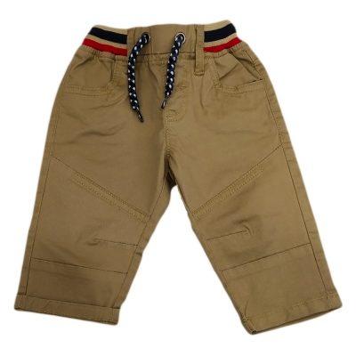 Παντελόνι ταμπά με λάστιχο