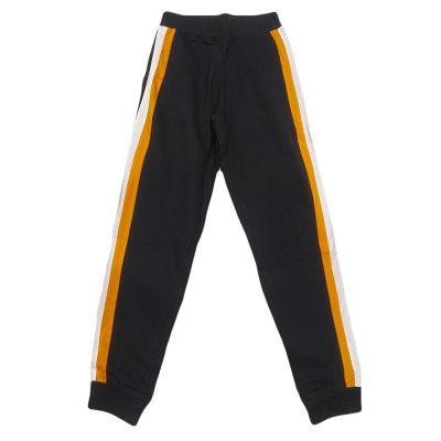 Παντελόνι ανοιξιάτικο μαύρο με ρίγες