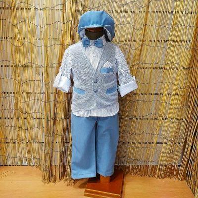 Βαπτιστικό κοστούμι Makis Tselios 47