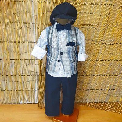 Βαπτιστικό κοστούμι Makis Tselios 50