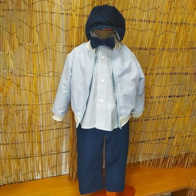 Βαπτιστικό κοστούμι Makis Tselios 52