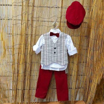 Βαπτιστικό κοστούμι Guy Laroche 10