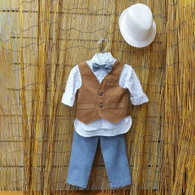 Βαπτιστικό κοστούμι Makis Tselios 49