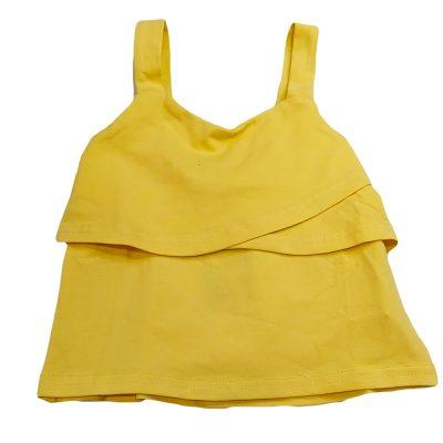 Μπλουζάκι κίτρινο