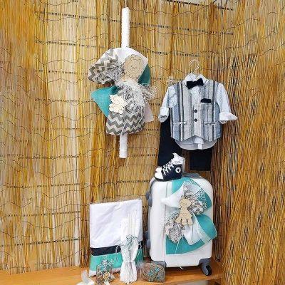 """Ολοκληρωμένο πακέτο βάπτισης Makis Tselios """"ζώα της ζούγκλας"""" 250€"""
