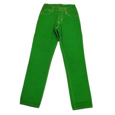 Παντελόνι πράσινο υαφασμάτινο