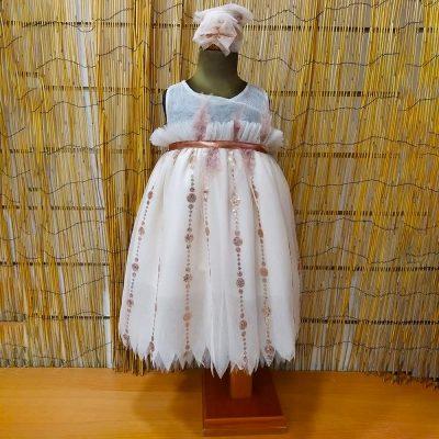 Βαπτιστικό φόρεμα Makis Tselios 32