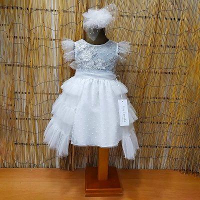 Βαπτιστικό φόρεμα Guy Laroche