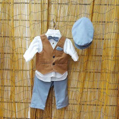 Βαπτιστικό κοστούμι Makis Tselios 55