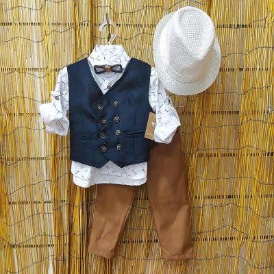 Βαπτιστικό κοστούμι Makis Tselios 56
