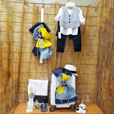 """Ολοκληρωμένο πακέτο βάπτισης Marilly's House """"Μικρός πρίγκηπας"""" 290€"""