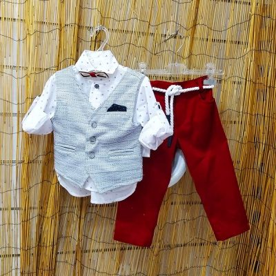 Βαπτιστικό κοστούμι Makis Tselios 60