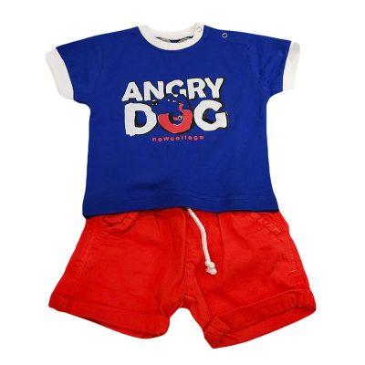 Σετ angry dog
