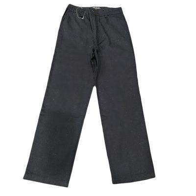 Παντελόνι υφασμάτινο μαύρο