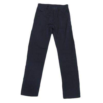 Παντελόνι υφασμάτινο μπλε(κοστουμιού)