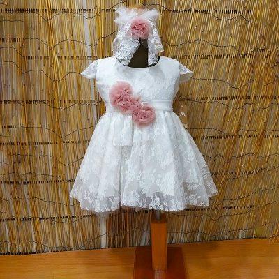 Βαπτιστικό φόρεμα Makis Tselios 36