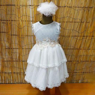 Βαπτιστικό φόρεμα Makis Tselios 40
