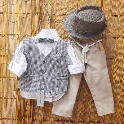 Βαπτιστικό κοστούμι Guy Laroche 17