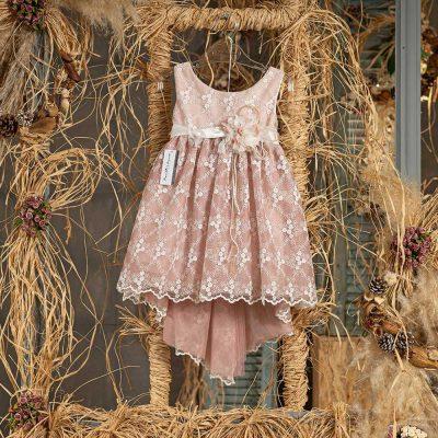 Βαπτιστικό φόρεμα Marilly's House 15