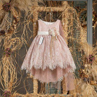 Βαπτιστικό φόρεμα Marilly's House 14