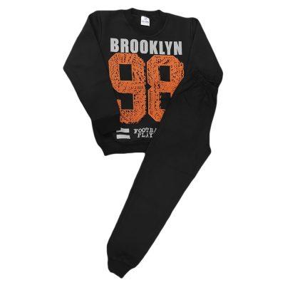 Φόρμα brooklyn 98 μαύρη